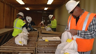 Patagonia mine seeks qualified workers - Video