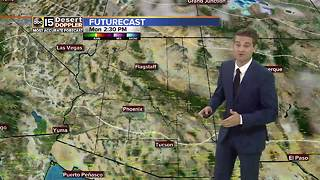 Warm week ahead for the Valley - Video