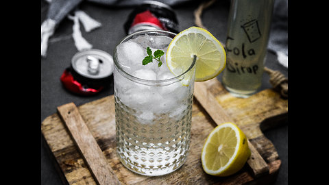 Cola Sirup Selbstgemacht