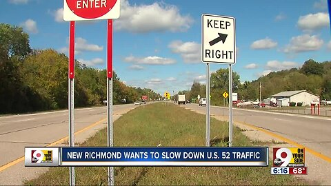 Can four roundabouts reconnect New Richmond?