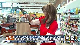 ABC2 News bags groceries for Casey Cares - Video