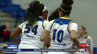 CSUB women's basketball keeps perfect run at home alive