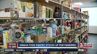 Local pantries prep for a surge in food insecure families during COVID-19 pandemic