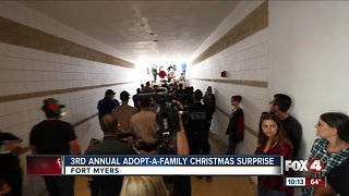 3rd Annual Adopt-a-Family Christmas Surprise