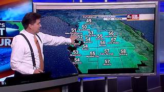Florida's Most Accurate Forecast with Denis Phillips on Monday, January 15, 2017 - Video