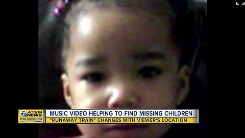 Hit song 'Runaway Train' turns 25 — and gets a new video featuring missing Detroit kids