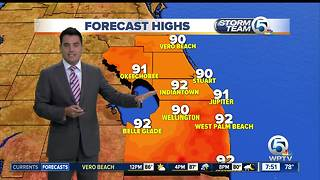 South Florida weather 9/2/17 - 8am update - Video
