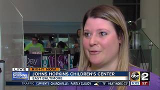 Radiothon for Hopkins Children's Center underway - Video