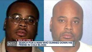 Detroit's Most Wanted: Maurice Stewart - Video