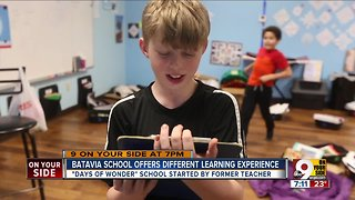 Retired teacher creates new school — one kids are eager to attend