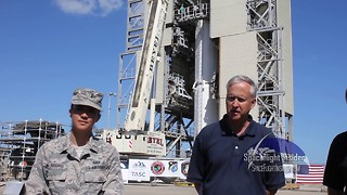 Orbital ATK, Space Florida Breathe New Life Into Old Launch Pad  - Video