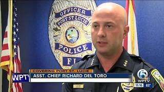 Port St. Lucie police join first responder communication network