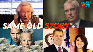 Canadian Epstein Peter Nygard & Prince Andrew Connection, Biden Fam For Sale & Swallwell Comped