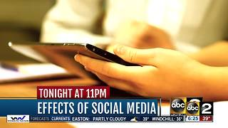Social media addiction - Video