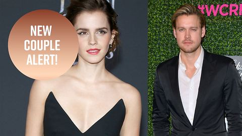 Emma Watson and Chord Overstreet are dating