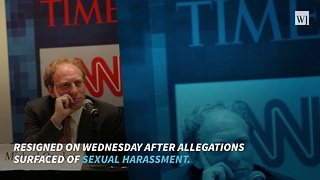 Senior VP of NPR resigns after sexual harassment allegations - Video
