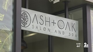 Ash and Oak Hair Salon and Spa is open in Hampden