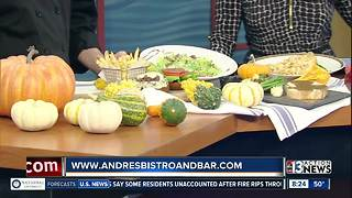 Andre's Bistro and Bar serving up Thanksgiving dinner - Video