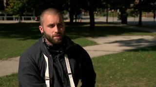 Lone survivor of Kenosha shooting speaks out