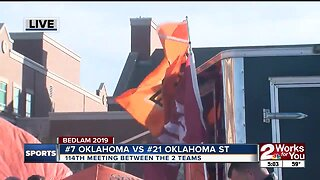 Bedlam Preview from Stillwater