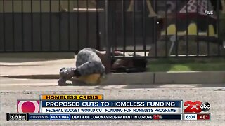 Proposed homeless cuts
