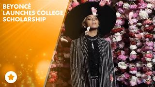 Beyonce may be paying for your college tuition! - Video