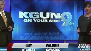 KGUN 9 News at 6:00PM - Video
