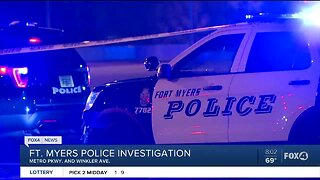 Fort Myers Police respond to shooting