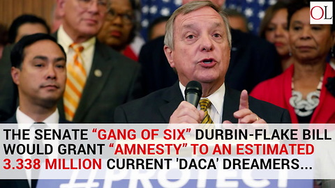 House And Senate Daca 'Amnesty' Legislation Presents Starkly Different Options