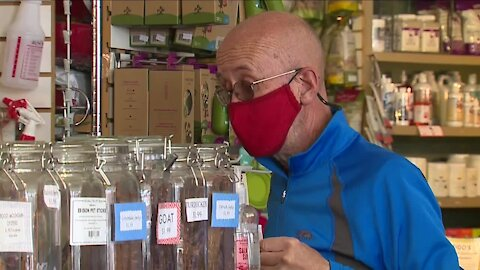 Masks still required in some Denver businesses despite Polis lifting mandate