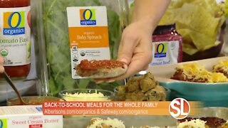 Annessa Chumbley has quick, easy and healthy recipes for the family
