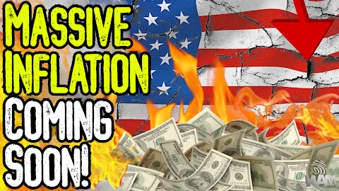 COLLAPSE Of The US Dollar! - MASSIVE Inflation Coming Soon! - Is There An ESCAPE?