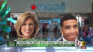 Where 9 On Your Side anchors shop Black Friday - Video