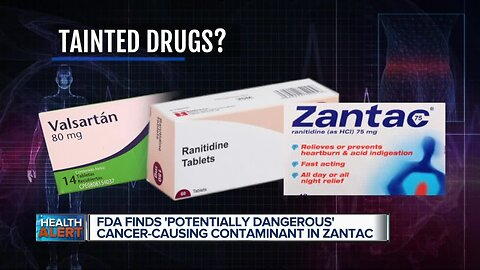 Ask Dr. Nandi: FDA finds 'potentially dangerous' cancer-causing contaminant in Zantac, related drugs