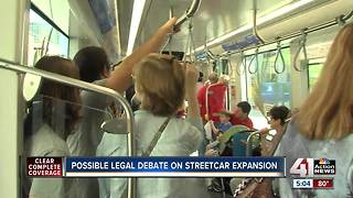 KC Streetcar expansion plans possibly in danger - Video