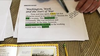2 minutes of teaching - annotating for GIST