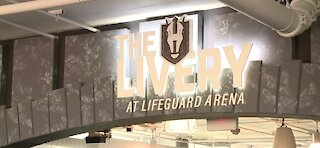 Lifeguard Arena opened today in Henderson