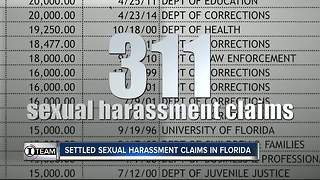 FL taxpayers have spent over $11 million to settle sexual harassment claims | WFTS Investigative Report - Video
