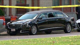 Search continues for suspect who shot 7 people at funeral home