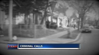 Criminal callers can use your number - Video