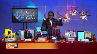 Holiday Gifts For Guys With Mario Armstrong! - Video