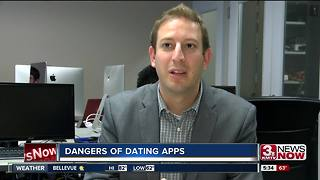 UNO professor warns about using dating apps - Video