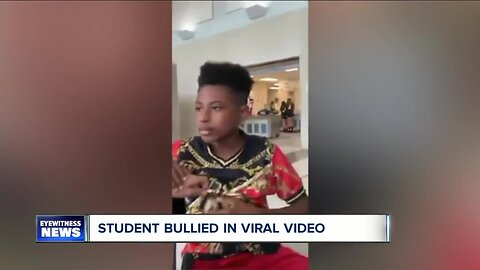 Video shows Niagara Wheatfield student being bullied by classmates