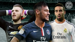 Neymar to PSG for £100m? | Transfer Talk - Video