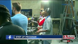 Step-Up program hosts tech experience for kids - Video