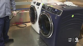 DWYM: Front loading washer causing problems