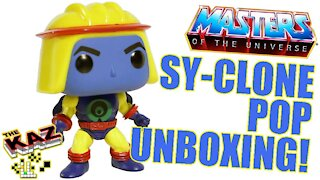 Syclone Funko Pop Unboxing