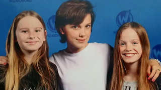 'Stranger Things' Fans Can FINALLY Meet Millie Bobby Brown in the Show's First Fan Conventions!