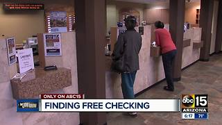 How to find free checking accounts after BofA change - Video
