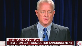 Full conference: Prosecutor Deters will retry Ray Tensing - Video